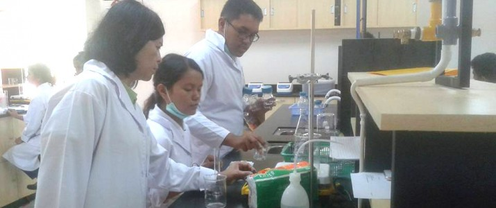 Program Sarjana (S1) Teknik Bioproses