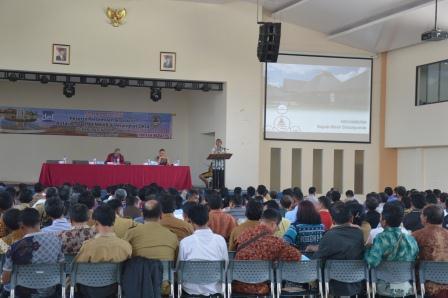 Pertemuan dan Diskusi Antara IT Del, Pemkab dan Perangkat Desa se-Kabupaten Toba Samosir