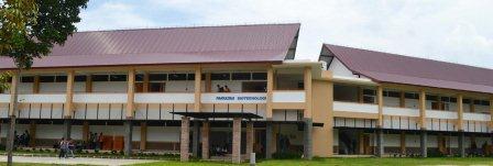 Gedung Fakultas Bioteknologi