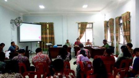 Sosialisasi Pemanfaatan Teknologi Informasi dan Komunikasi (TIK) Bagi Aparat Desa di Kabupaten Samosir