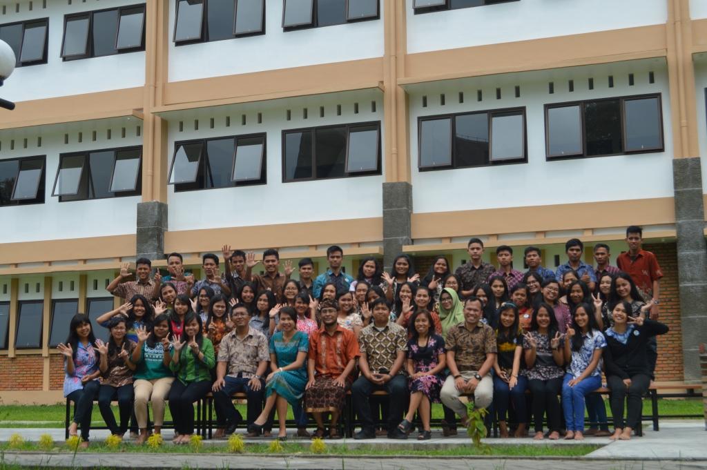Temu Ramah Mahasiswa dan Dosen Program Studi Sarjana Manajemen Rekayasa