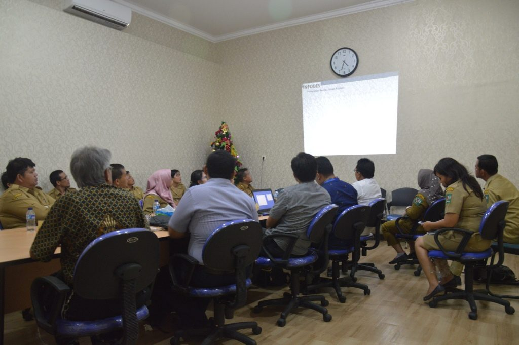 Penjajakan Kerjasama Institut Teknologi Del dengan Pemerintahan Kabupaten Simalungun