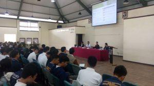 Laporan Kegiatan  Kuliah Umum & Workshop  Mata Kuliah Hukum dan Etika Cyber,  di Institut Teknologi Del