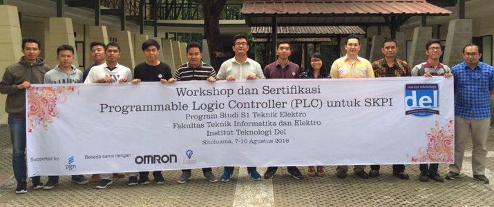 Program Sertifikasi PLC Dasar dari PT Omron Electronics di IT Del