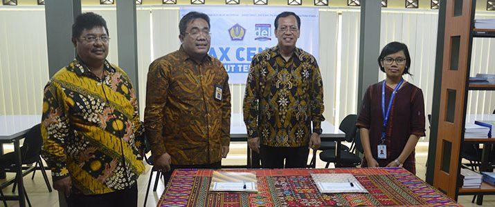 Dialog dan Diskusi Panel Pemberdayaan UMKM  Di Kawasan Danau Toba dan Implikasi Perpajakannya serta  Peresmian Tax Center IT DEL