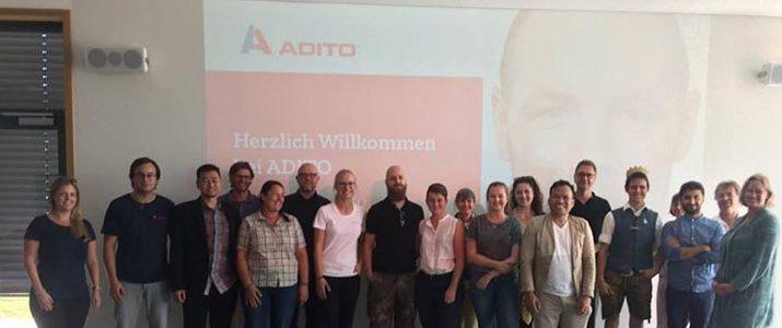 Dosen Manajemen Rekayasa, Ricardo Situmeang menjadi pembicara pada Silicon Vilstal Mithcmachfestival 2018 di Geisenhausen Jerman.