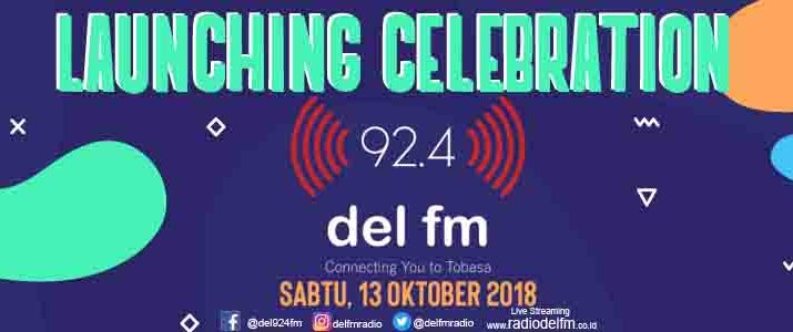 Launching Celebration Radio Del FM