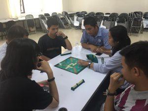 Semifinal Scrabble