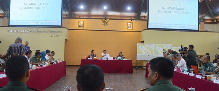 Coordination Meeting on Environmental Issue in Lake Toba as Tourism Area