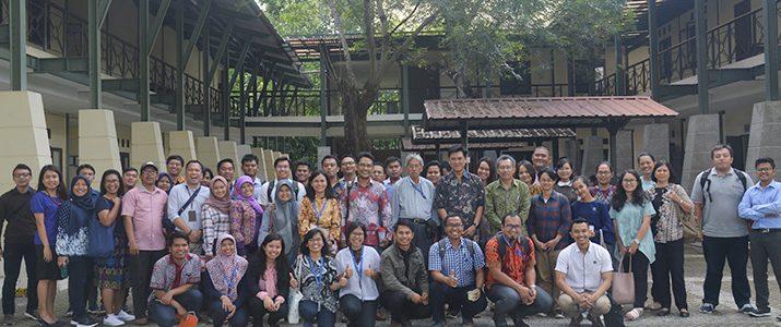 Institut Teknologi Del (IT Del) Organizes Indonesia's National Qualification Framework (KKNI)-based Curriculum Workshop