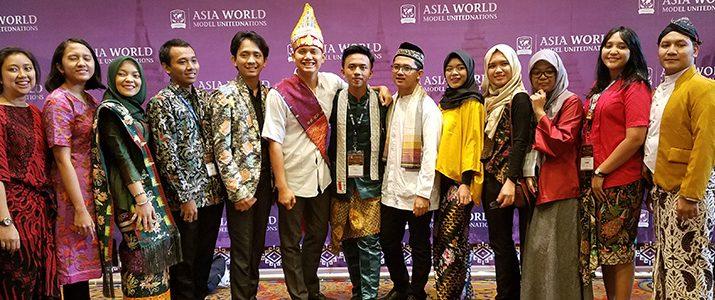 Asia World Model United Nations (AWMUN) II