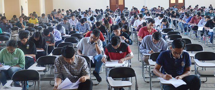 Ujian Tengah Semester (UTS) Genap 2018/2019 di Institut Teknologi Del