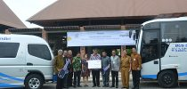 Institut Teknologi Del (IT Del) Received Grant as Corporate Social Responsibility (CSR) from by Bank Mandiri