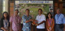 Institut Teknologi Del (IT Del) welcomes the team from Corporate Social Responsibility (CSR) unit of PT. Perusahaan Gas Negara (PGN) in IT Del