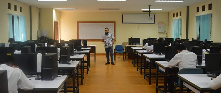Seleksi Psikotest Calon Mahasiswa Baru Jalur USM 1 Tahun 2019