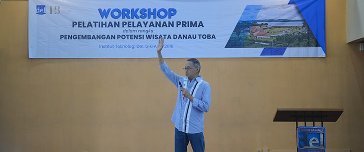Workshop Pelatihan Pelayanan Prima oleh Lead & Beyond Jakarta