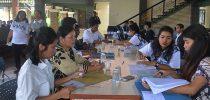 Daftar Ulang Calon Mahasiswa Institut Teknologi Del (IT Del) Jalur Ujian Saringan Masuk 1 (USM1)