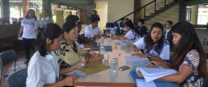 Re-registration for Institut Teknologi Del (IT Del) Potential Students Selected through Entrance Exam 1