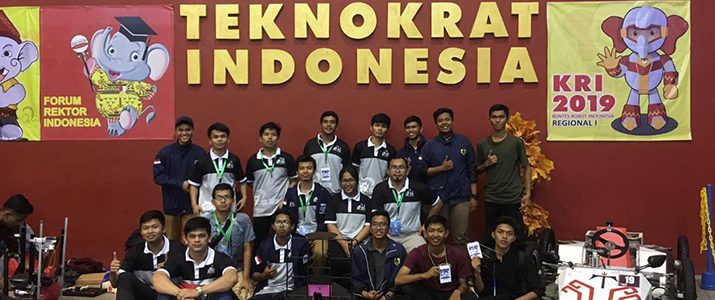 Students Directorate Organizes Robotic Indonesia (KRI) Contest, A Prototype Competition and Engineering in Robotics