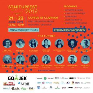 Startupfest 2019-Main Poster