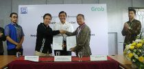 Institut Teknologi Del (IT Del) and Grab to synergize for the Innovation in Enhancing Technology Capability in Homeland