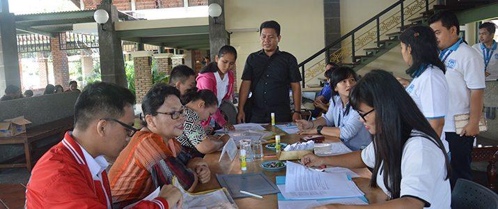 Daftar Ulang Calon Mahasiswa Institut Teknologi Del (IT Del) Jalur Ujian Saringan Masuk 3B (USM3B) & UTBK