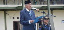Upacara Pengibaran Bendera Merah Putih dalam Rangka HUT Kemerdekaan Republik Indonesia ke-74