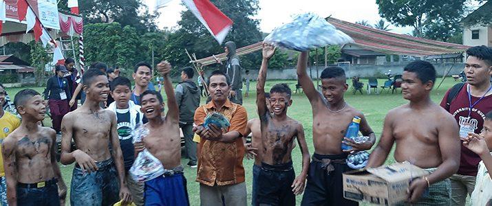 Semarak Kemerdekaan Indonesia ke 74 di Institut Teknologi Del