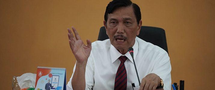 Implementasi Pariwisata Danau Toba, Menteri Koordinator Bidang Kemaritiman Luhut B. Pandjaitan: Semua harus Bekerja Total