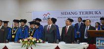 Institut Teknologi Del (IT Del) Gelar Inagurasi Bersama Pembina Yayasan Del Luhut Binsar Pandjaitan (LBP) dan Menteri Pariwisata Arief Yahya (AY).