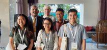 Tiga Mahasiswa Manajemen Rekayasa IT Del Belajar Teknologi Pengelolaan Lingkungan di India, Disponsori DAAD