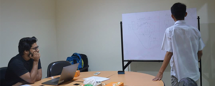 Campus Hiring Gojek di Institut Teknologi Del