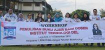 Workshop Penulisan Buku Ajar: Membimbing Dan Mendorong Potensi Dosen Institut Teknologi Del