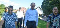 Kunjungan Duta Besar Belanda ke Institut Teknologi Del (IT Del)