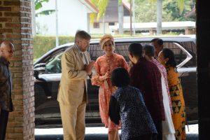 Kunjungan Raja Willem Alexander dan Ratu Maxima ke Kampus IT Del