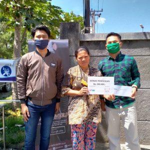 Ikatan Alumni Del Melakukan Beberapa Kegiatan Penggalangan Dana pada Masa Pandemi