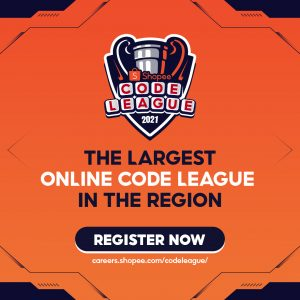 Shopee is back with their second installment of Shopee Code League in 2021