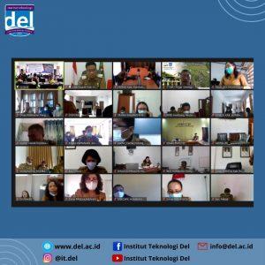 Pendampingan Institut Teknologi Del dalam Forum Konsultasi Publik Rancangan Awal RPJMD Kabupaten Humbang Hasundutan Tahun 2021-2026