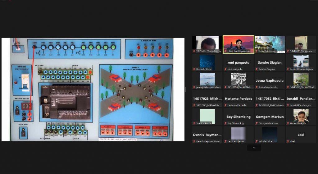 Program Studi S1 Teknik Elektro Melaksanakan Sertifikasi PLC Basic OMRON untuk SKPI