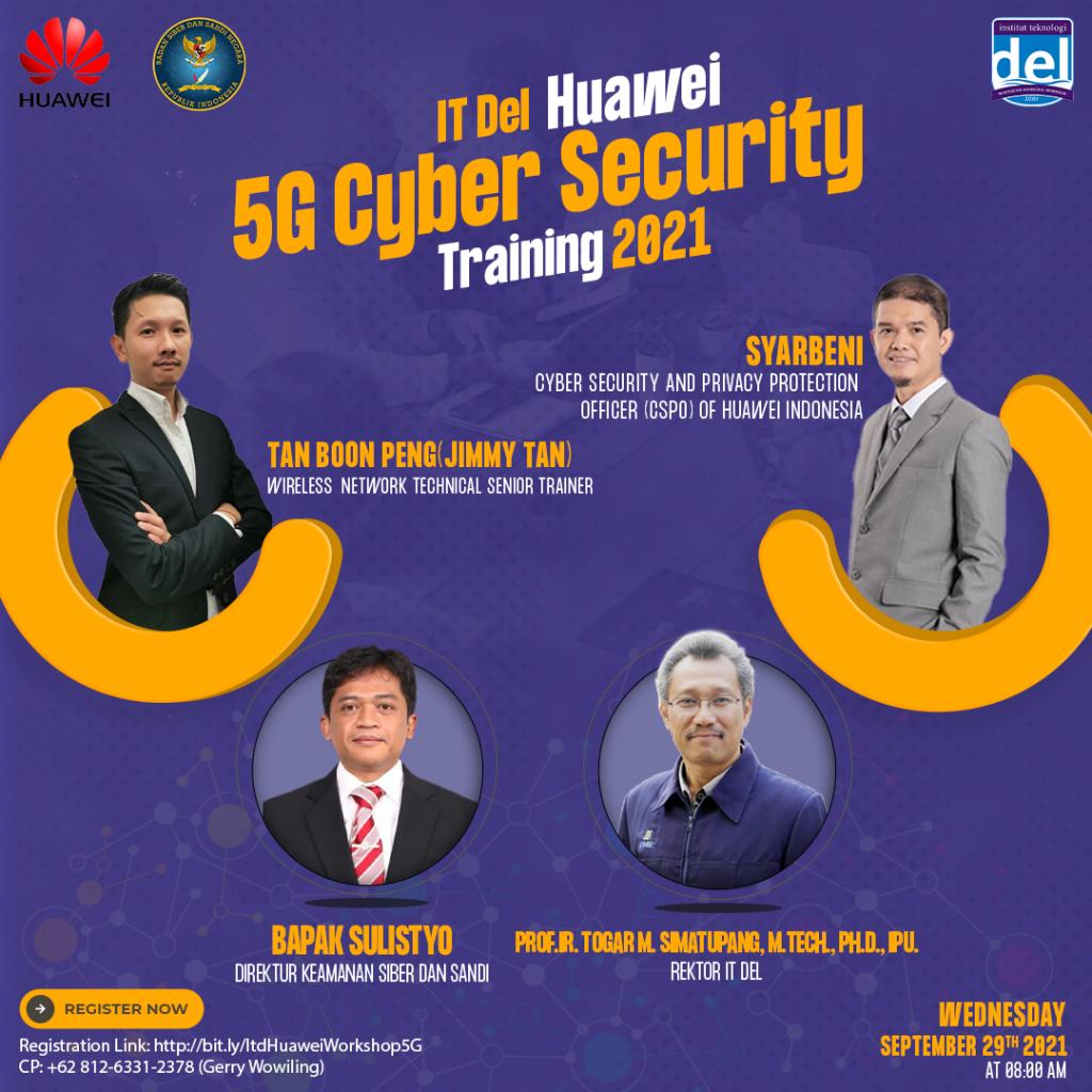 "Workshop  ""5G Cyber Security Training 2021"""