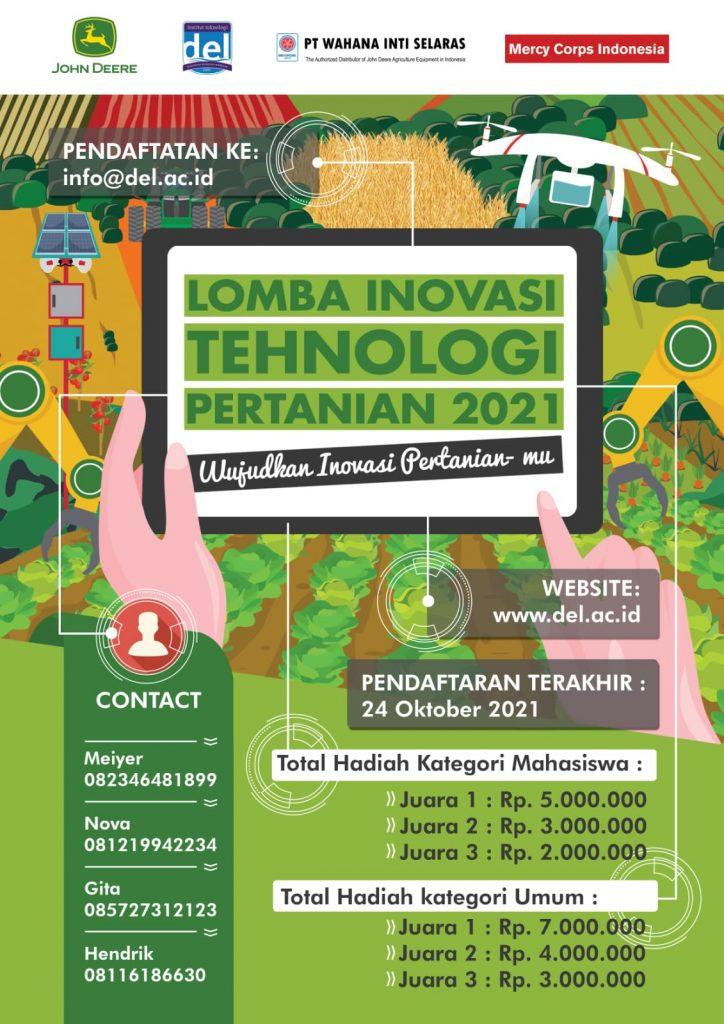 Lomba Inovasi Teknologi Pertanian 2021