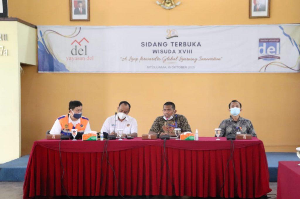 Rapat Koordinasi Terkait Rencana Pengembangan Ekosistem Turisme Berbasis Pelabuhan di Kawasan Toba